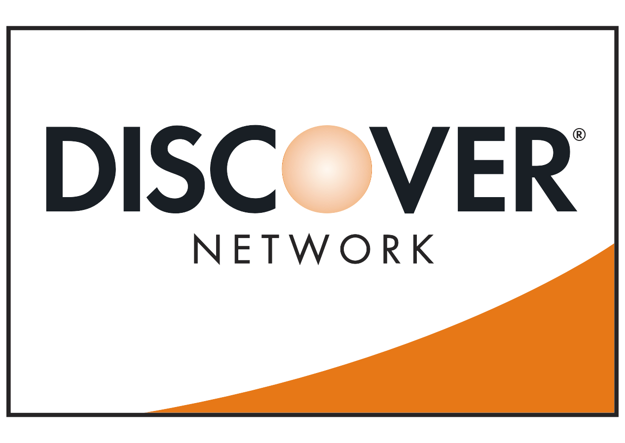 Discover Network Logo Vector  download free