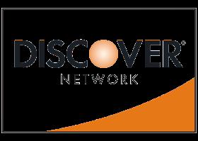 Logo Discover Network Vector