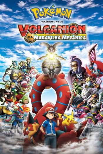 Pokémon o Filme: Volcanion e a Maravilha Mecânica Torrent – BluRay 720p/1080p Dual Áudio