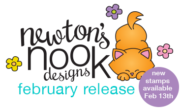 February 2015 New Release |  Newton's Nook Designs