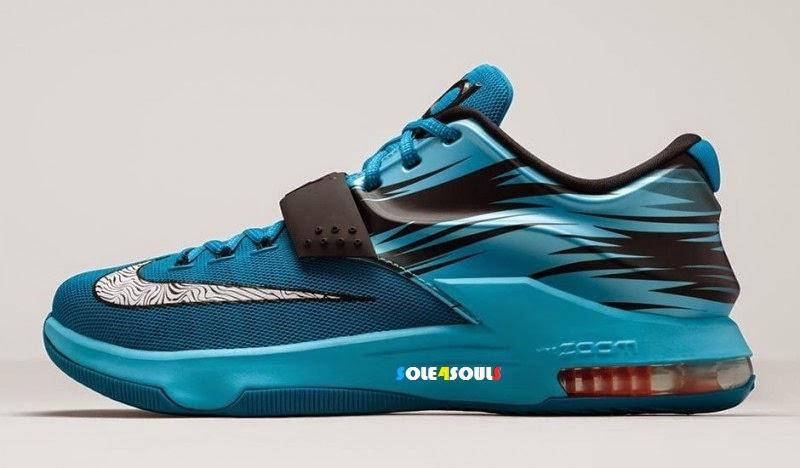 new concept afdd1 a15aa Sole4Souls   Nike KD 7 EP Road Camo