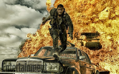 Image of Tom Hardy in Mad Max Fury Road