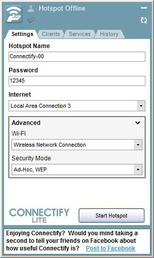 Download Connectify Hotspot Pro 5.0.1 Full Serial