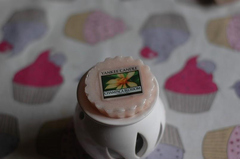 Yankee Candle - Champaca Blossom