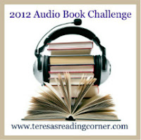 2012 Audio Book Challenge Button
