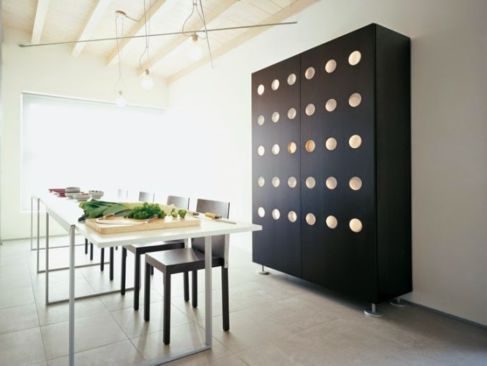 Catchy modern dining room sideboards with appealing designs