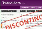 Hari Ini, Layanan Email Yahoo Klasik Ditutup