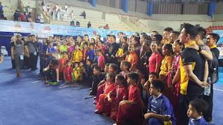 Wushu Juniar DiHarapkan Dorong Prestasi di SEA Games