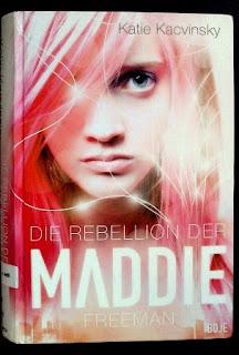 Lesedetektiv-Die Rebellion der Maddie Freeman