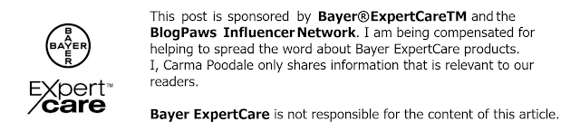 Bayer ExpertCare Logo and legalities