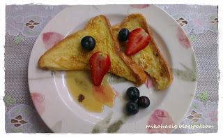 resepi roti telur