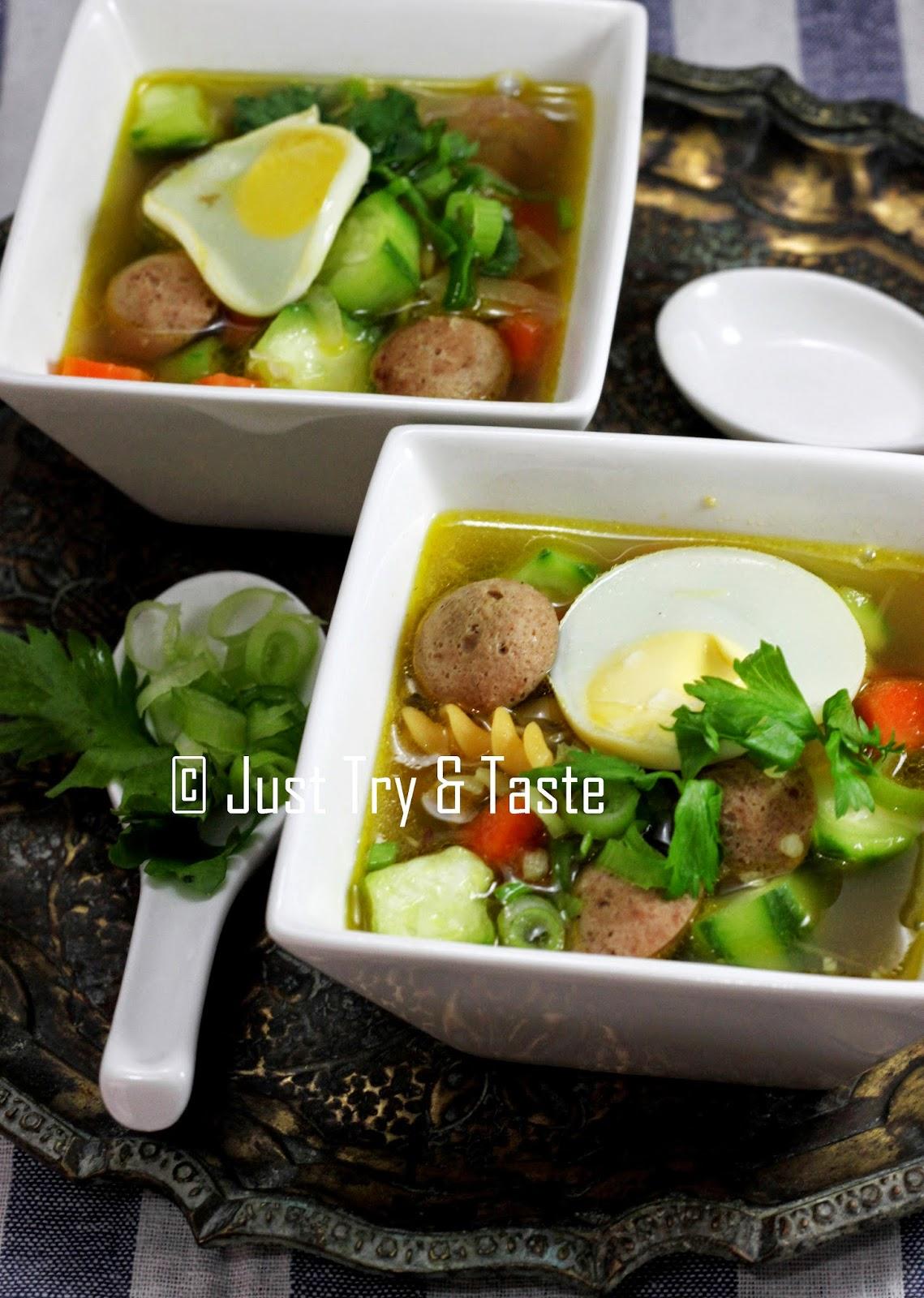 just try taste resep masakan mudah simple dan praktis
