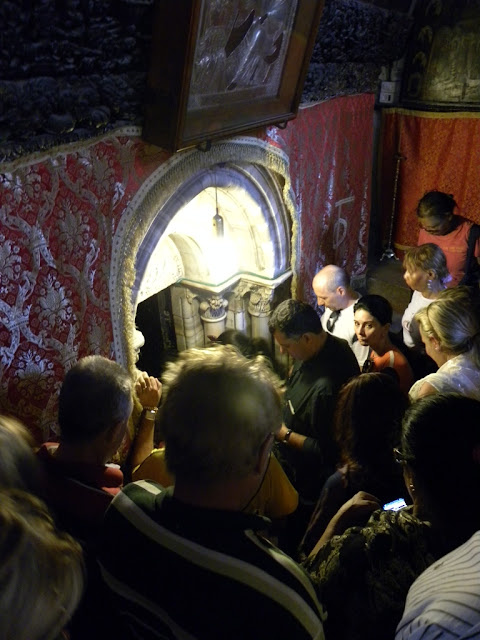Grotto of the Nativity Bethlehem