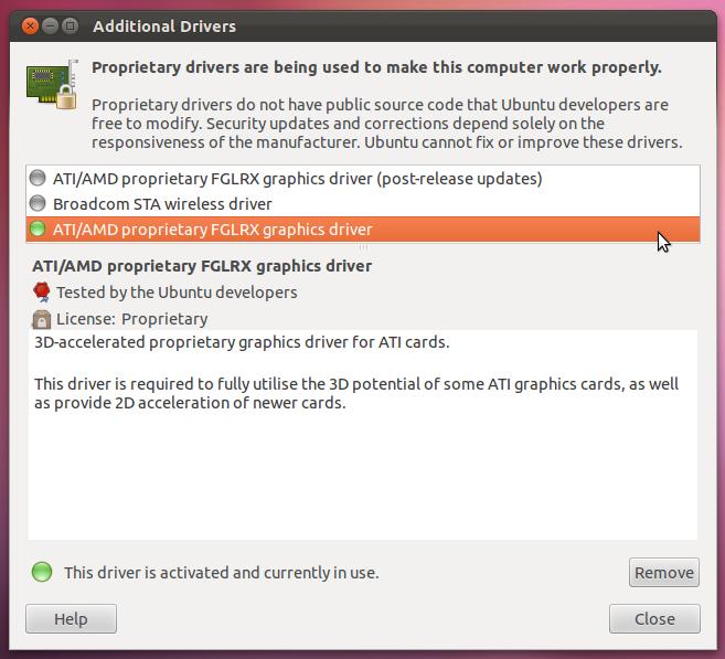 Install Nvidia Drivers Ubuntu 12.04