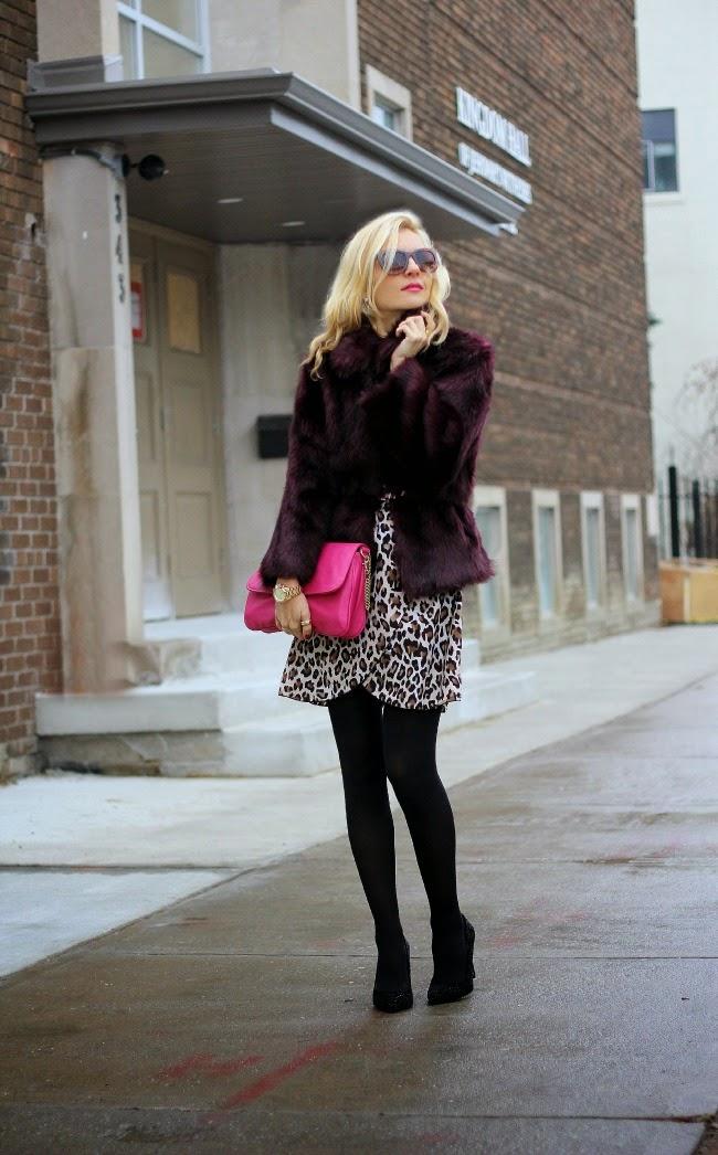 miss sixty fur jacket amadeus on the catwalk