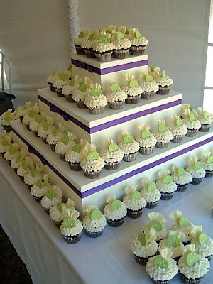 Wedding Cake Cupcakes Ideas