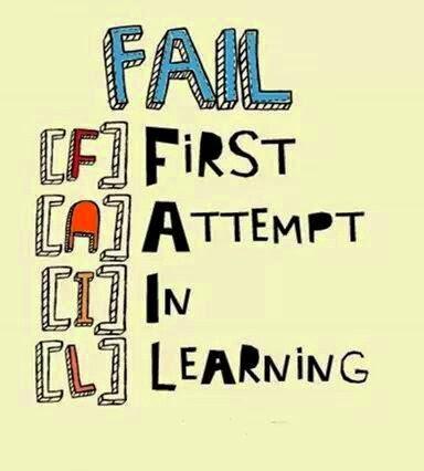 5 Kalimat Penting Untuk Diingat Setiap Menemui Kegagalan