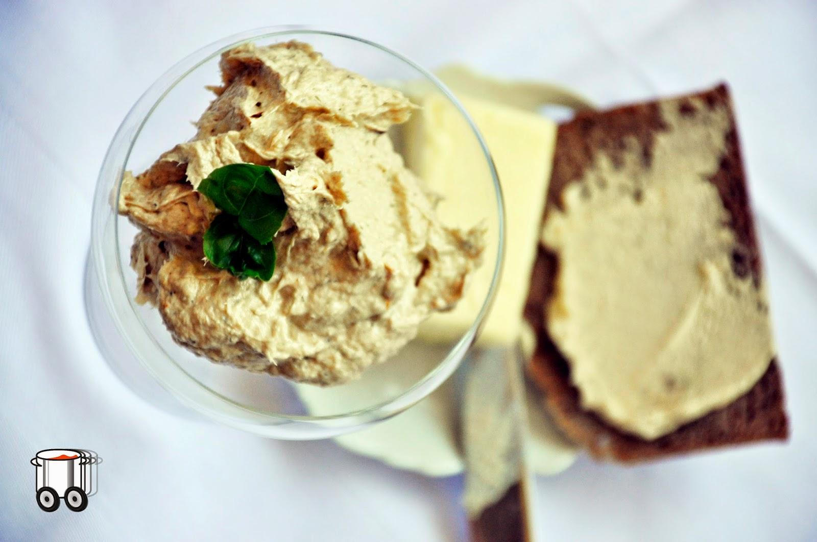 Szybko Tanio Smacznie - Pasta kanapkowa z makreli