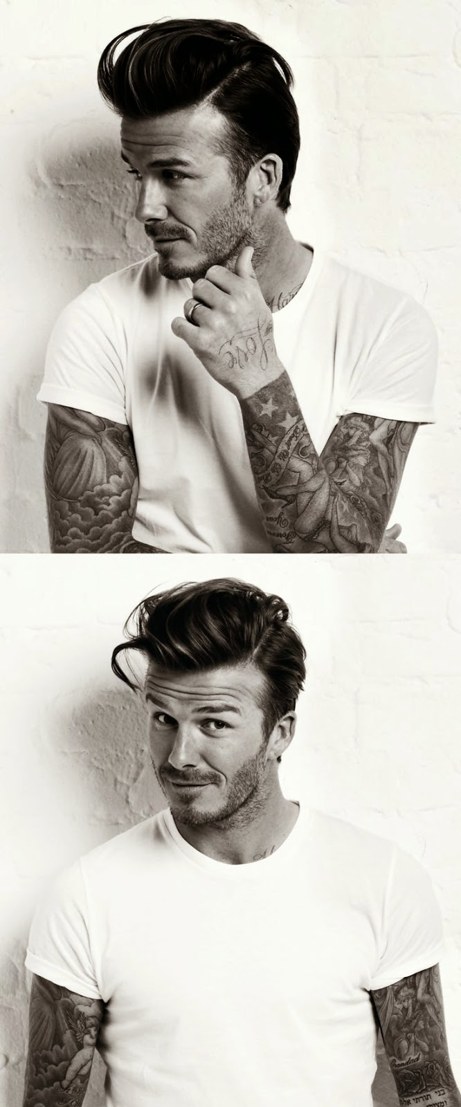 ♥ ♫ ♥  David Beckham tattoo ♥ ♫ ♥