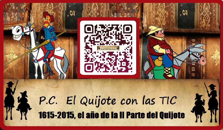 El Quijote con las TIC.