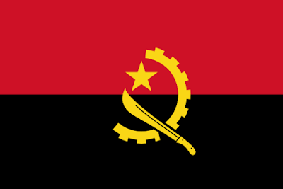 Download Angola Flag Free