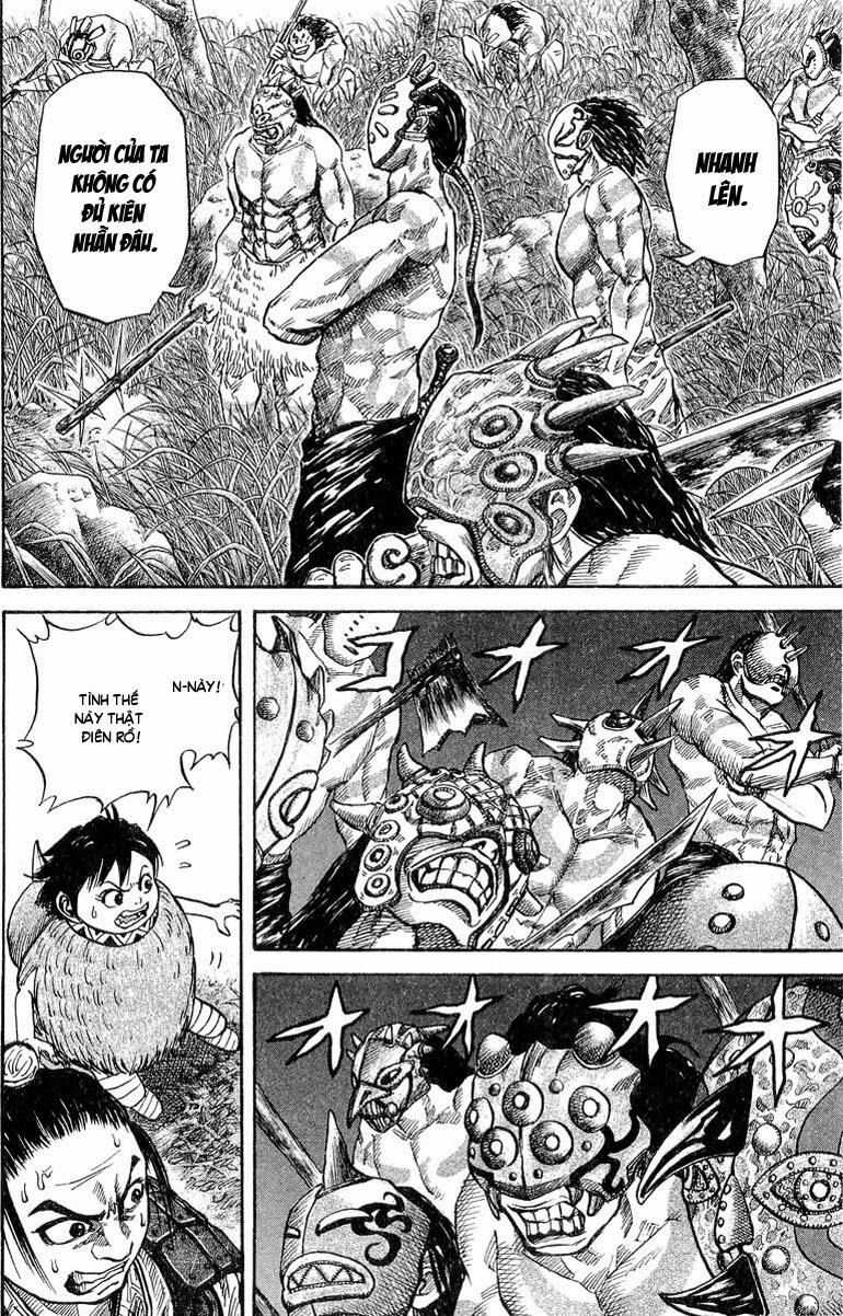 Kingdom - Vương Giả Thiên Hạ Chapter 18 page 4 - IZTruyenTranh.com