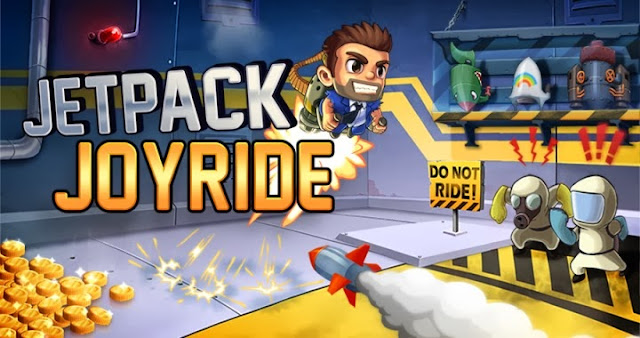 Jetpack Joyride Apk v1.6.1 Super Mod [Unlocked / Unlimited]