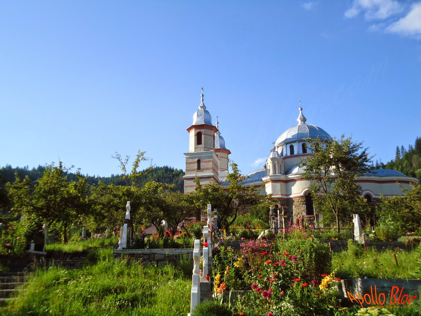 Biserica din Mestera