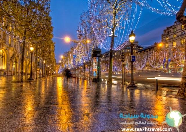 أكثر شوارع التسوق في أوروبا