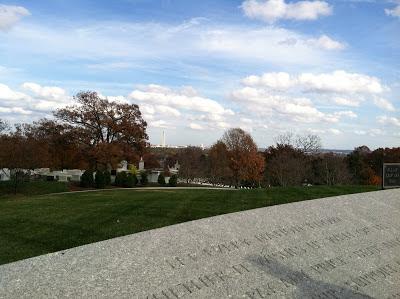 President Kennedy Gravesite