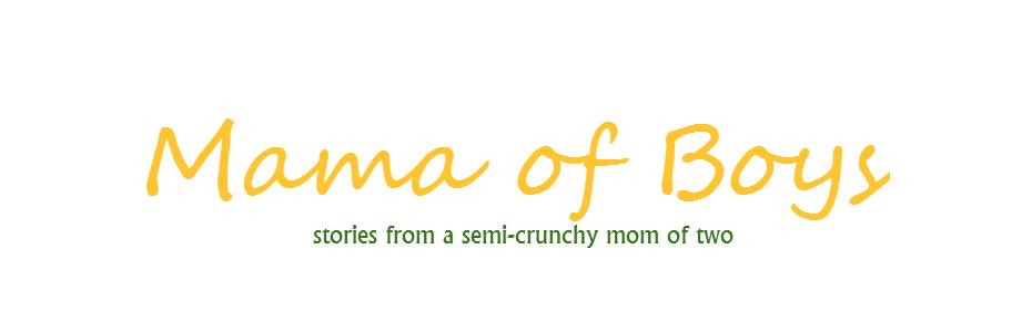Mama of Boys