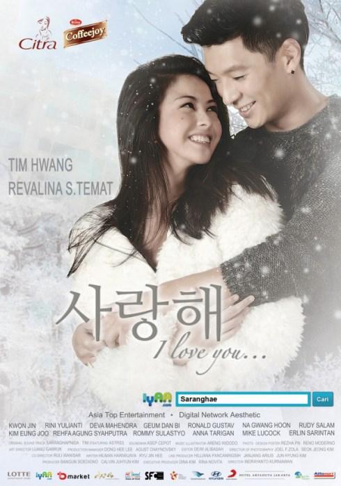 Indo-K Drama) Saranghae, I Love You