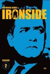 Ironside video box