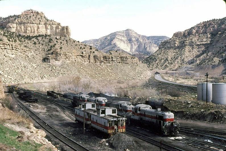 Evergreen Railroad Club Go Southwest Young Man