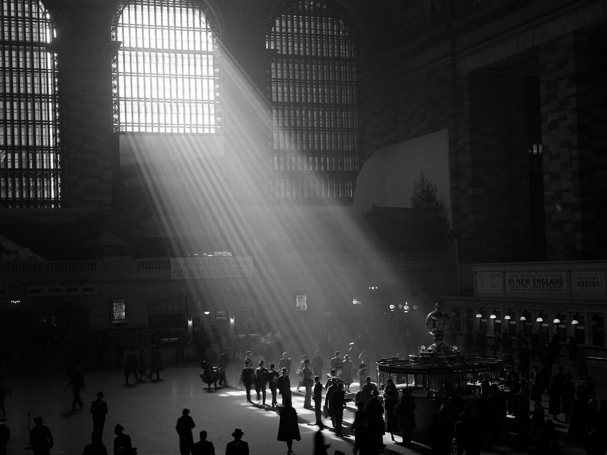 photography of the grand central terminal 100 year anniversary new york city