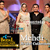 Mehdi Bridal Couture 2015 at Telenor Bridal Couture Week | TBCW 2014-2015