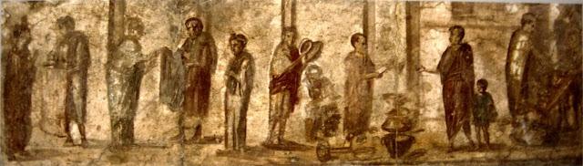 Ciudadanos, latinos y peregrinos en la antigua Roma