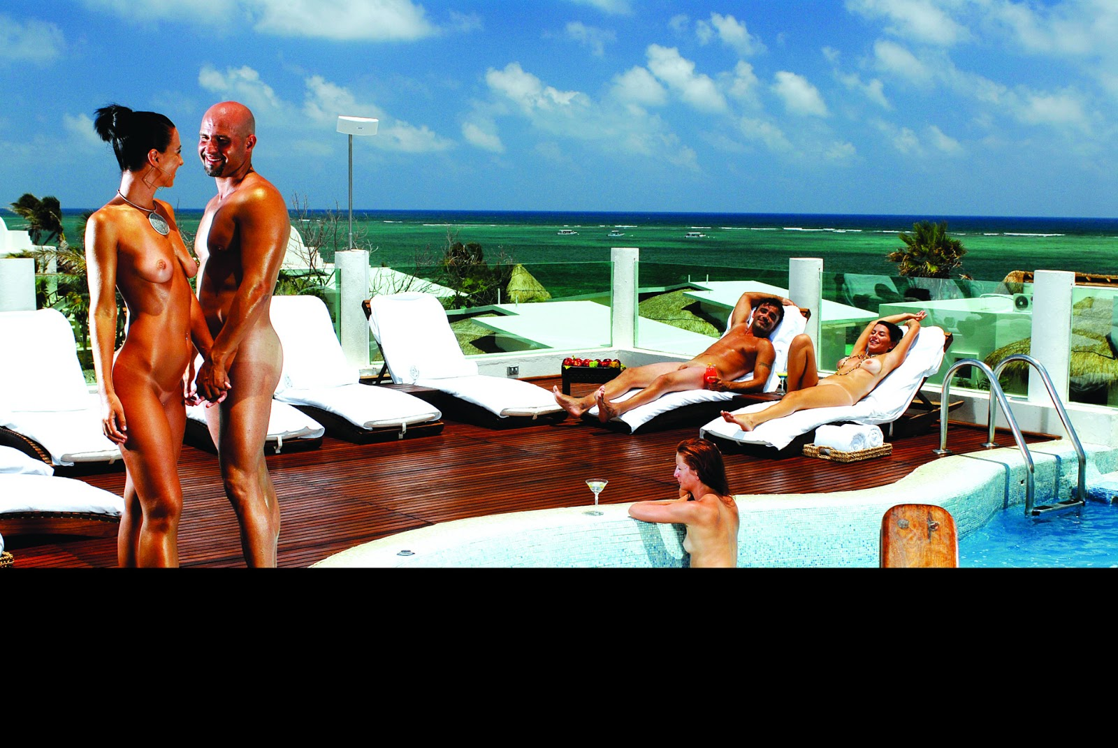 All inclusive adult vacations nude and lifestyle resorts