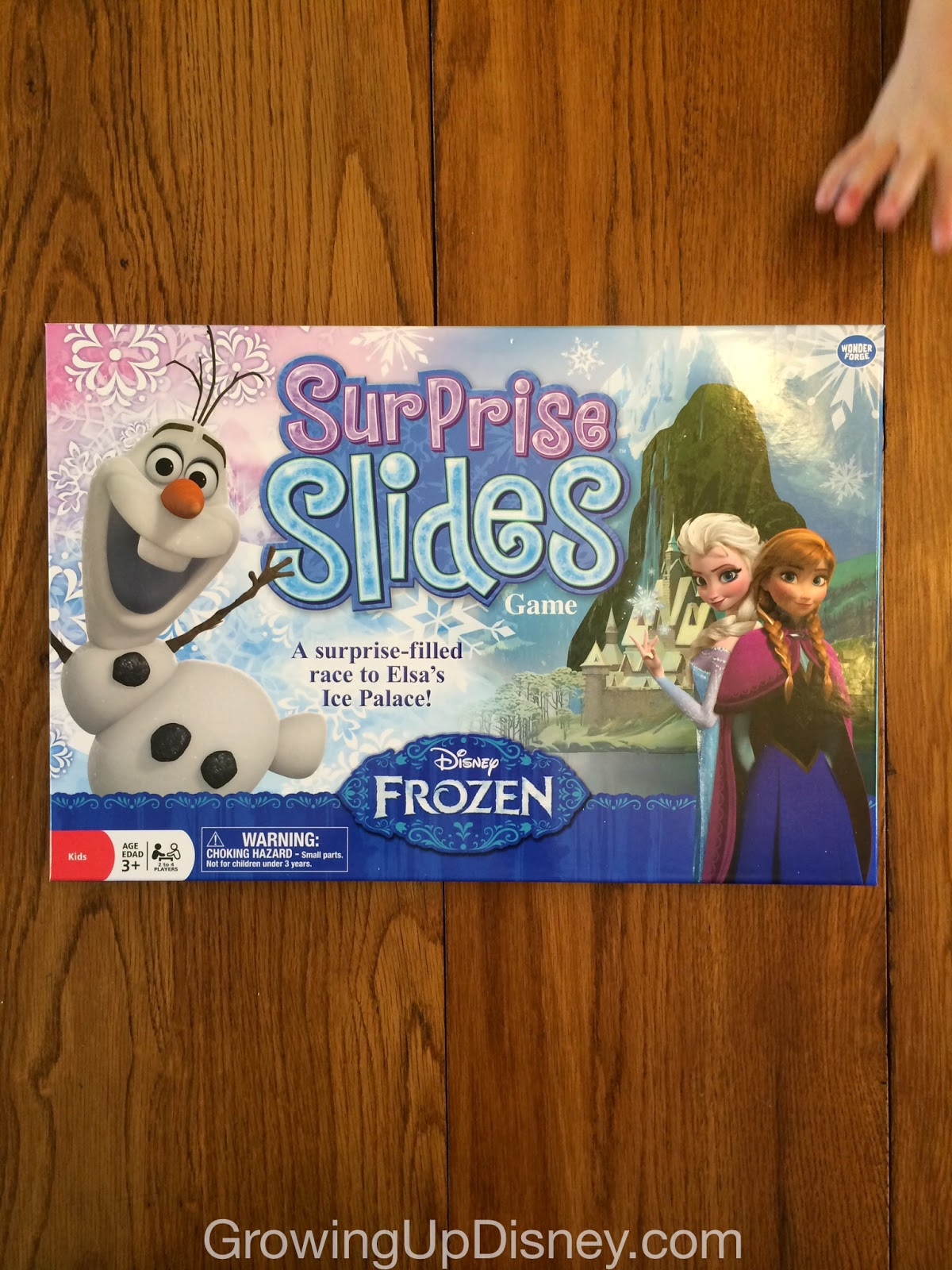 Disney Frozen board game
