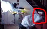 Boyfriend Scares Sleeping Girlfriend With 'The Ring' Style Wake Up Prank