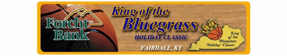 KING OF THE BLUEGRASS