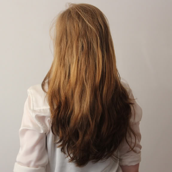 J Habille Des Baguettes Ombre Hair Amp Diy Tips