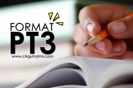 Format PT3 Bagi Subjek Geografi (Pelbagai Instrumen)