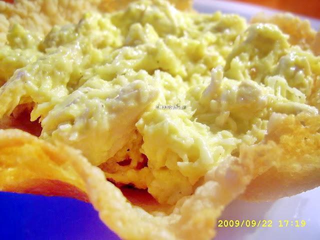 Salata de telina cu piept de pui