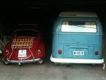 Her er bilene våre