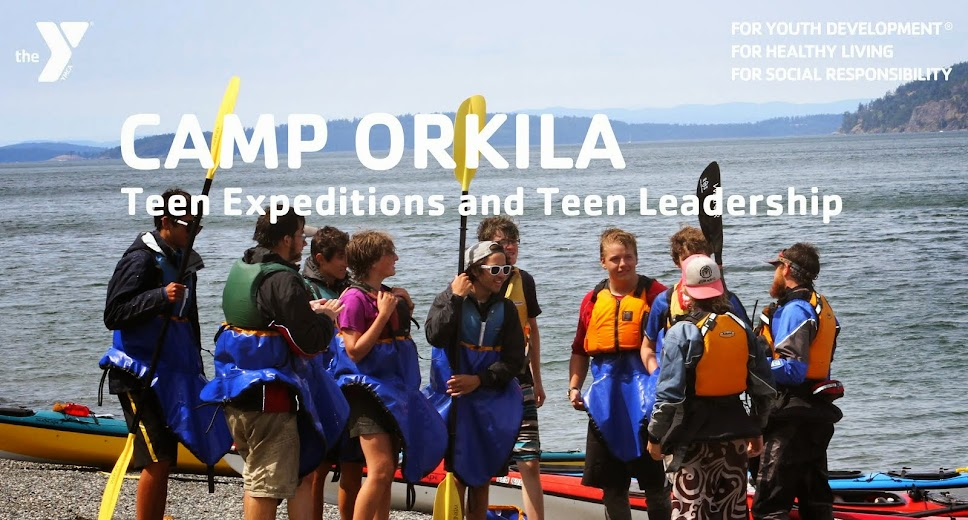 YMCA Camp Orkila Teen Expedition and Leadership