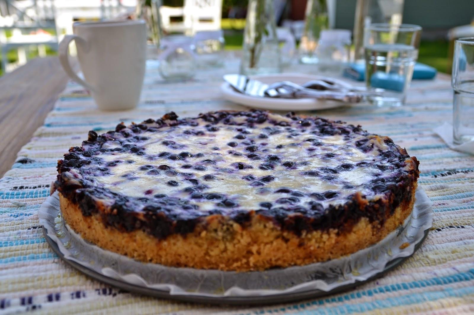 blåbärspaj allt om mat