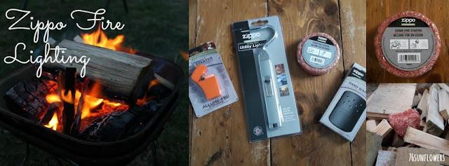 Zippo Fire Lighting // 76sunflowers