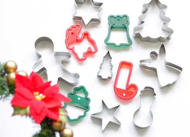 Christmas Cookies cutters
