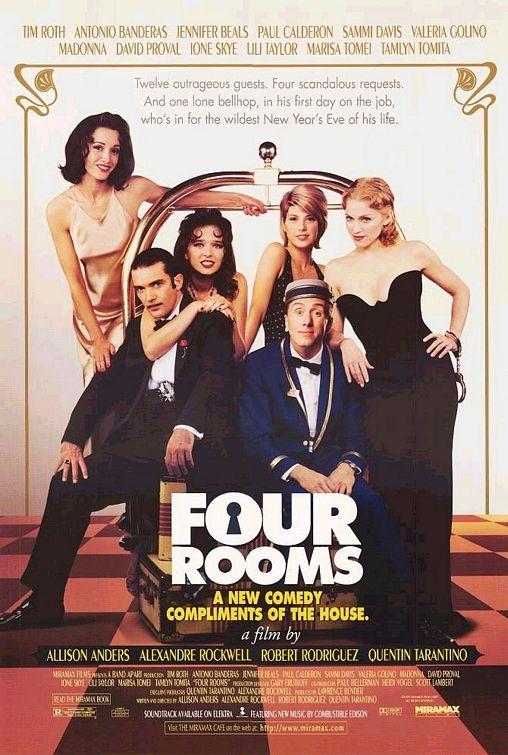 Four Rooms full movie